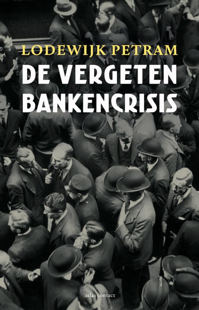 De vergeten bankencrisis   omslag